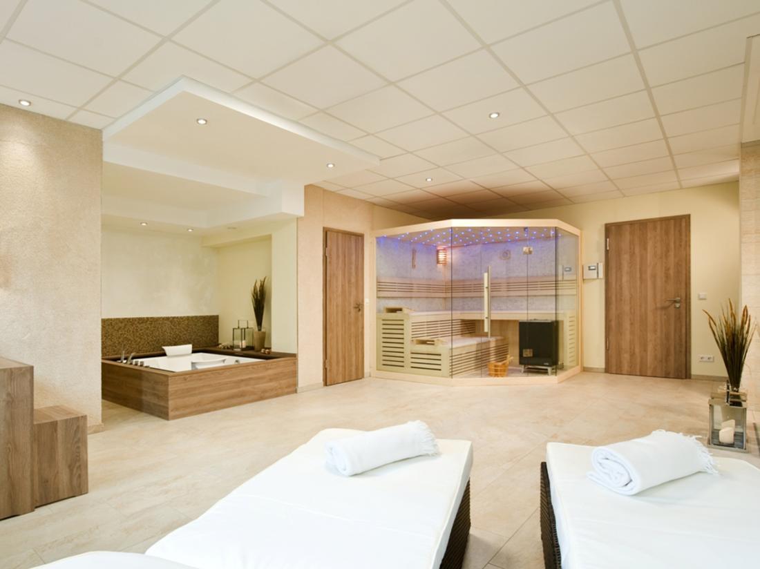 Ringhotel Am Stadtpark Lnen sauna