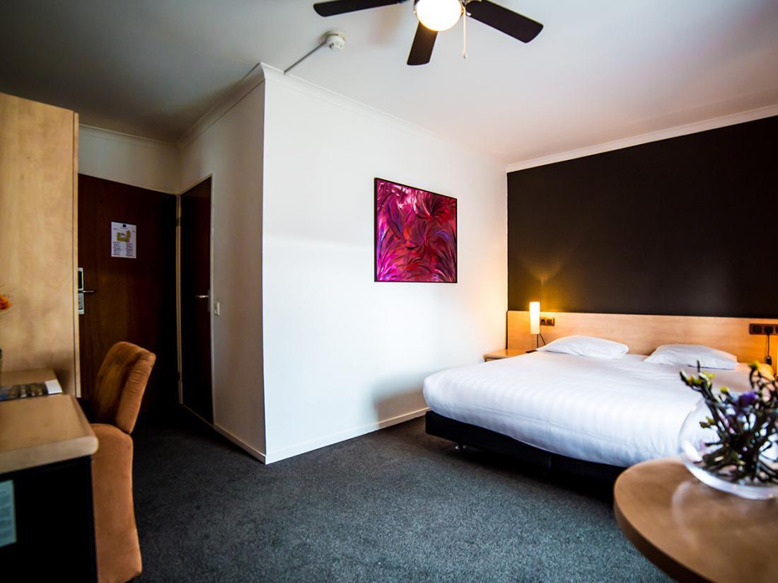 Hotel De Korenbeurs Made Hotel Comfortkamer