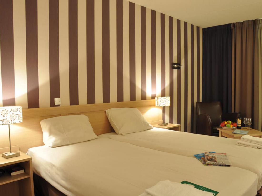 Hotel Friesland hotelkamer