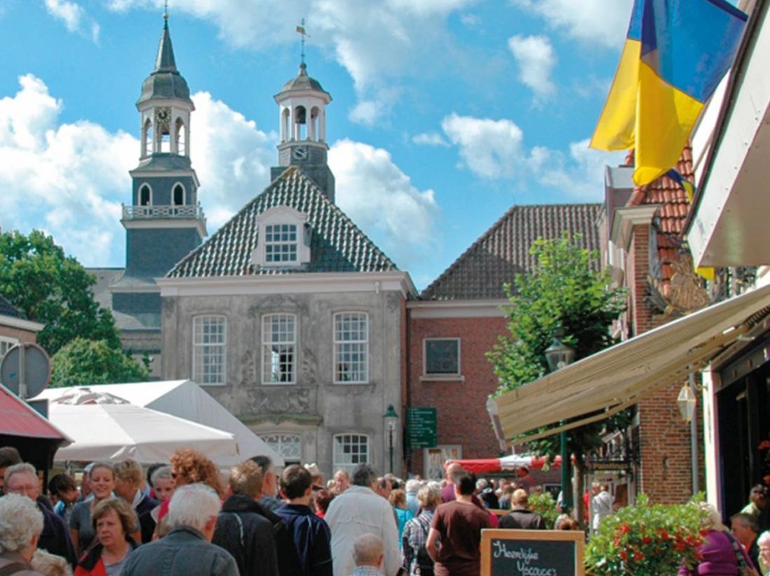 Hotelaanbieding Twente Ootmarsum