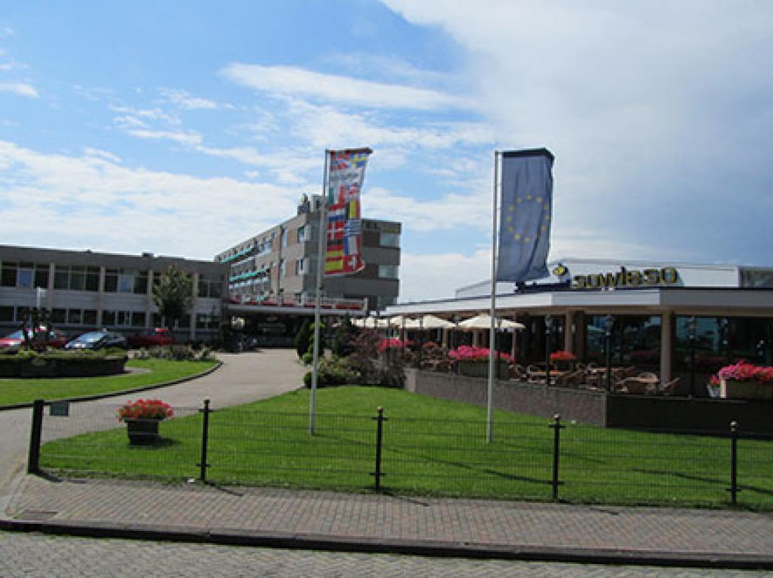 Hotelaanbieding Amacitia Friesland Aanzicht