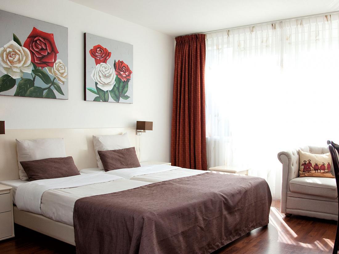 Hotelarrangement Ees Hotelkamer
