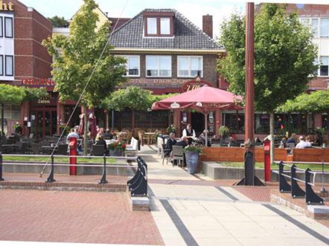 Hotel Parkzicht Veendam Groningen Aanzicht