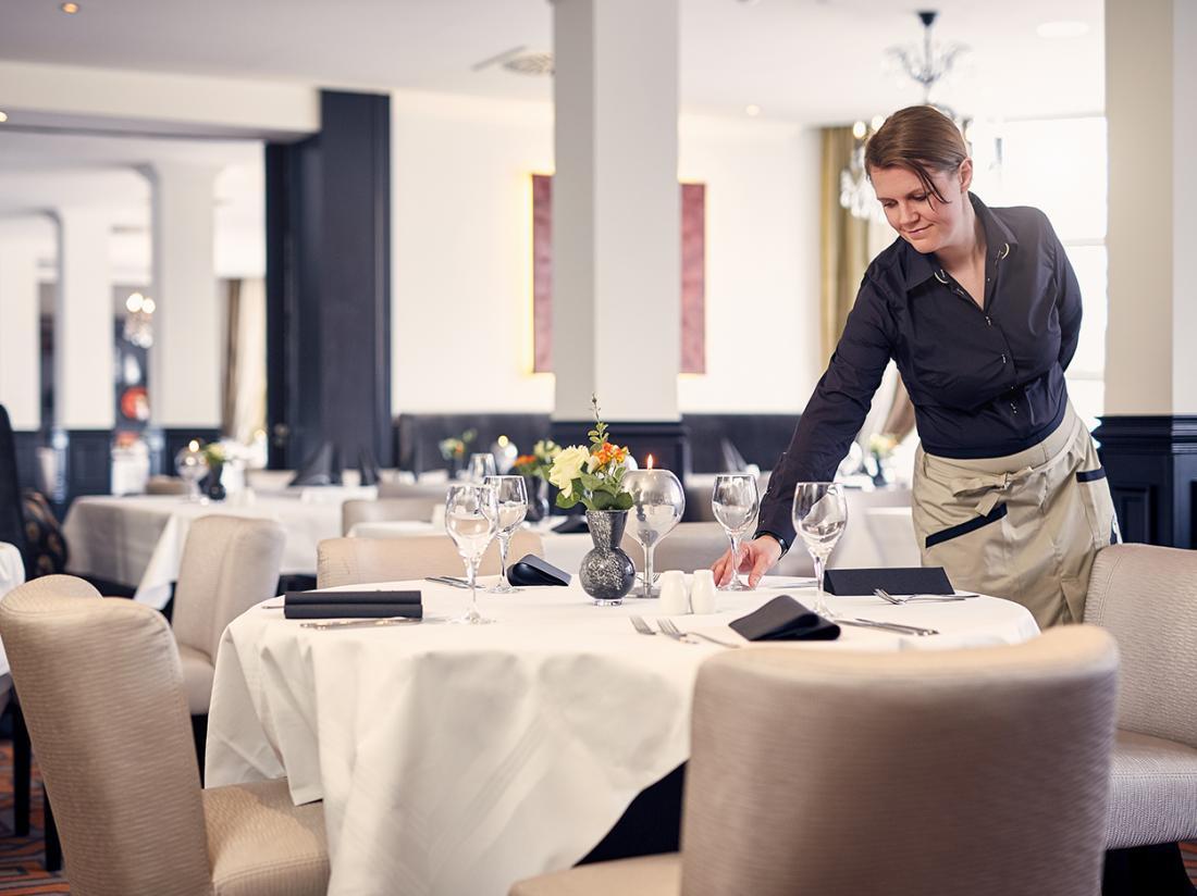 Van der Valk Hotel Spornitz restaurant