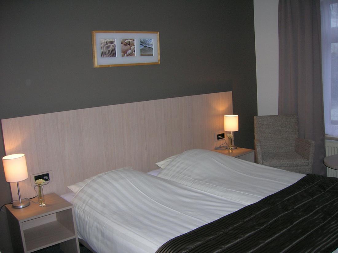 Hotel Millings Centrum Gelderland Tweepersoonskamer Bed
