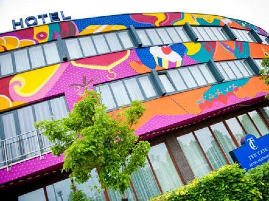 Hotel Ten Cate Drenthe Emmen Aanzicht