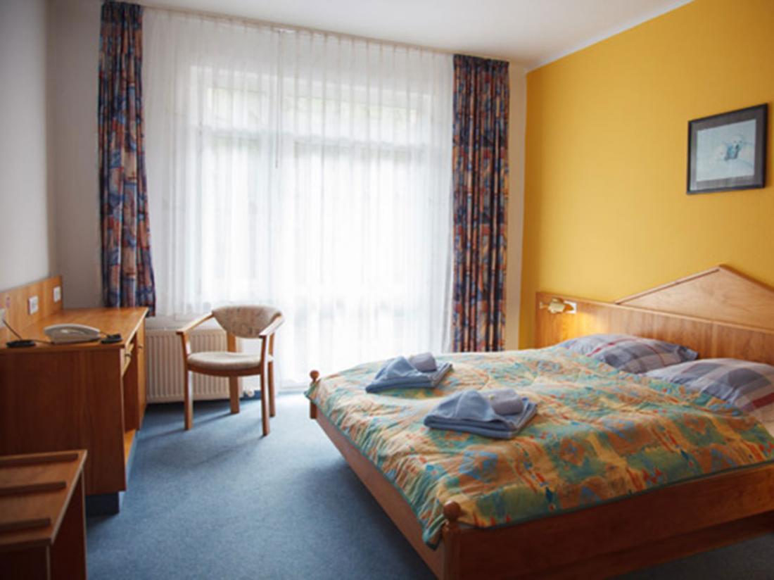 Waldhotel Friedrichroda Hotellkamer
