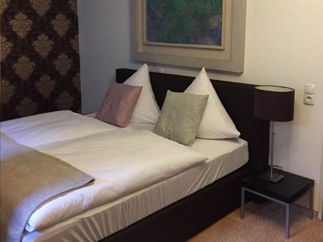 Duitsland Weekendjeweg Hotelkamer