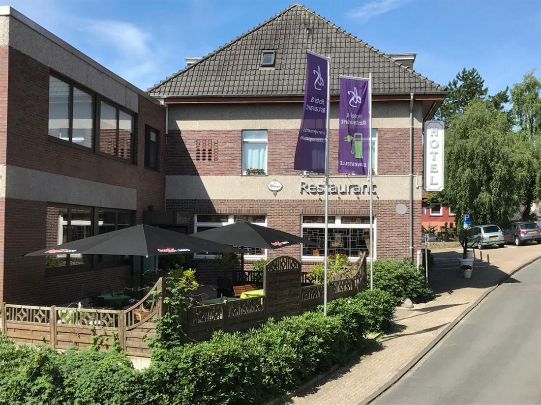 Hotel Bad Bentheim Vooraanzicht