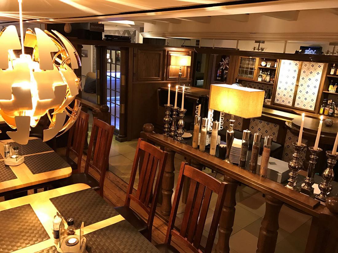 Hotel Bad Bentheim Bar