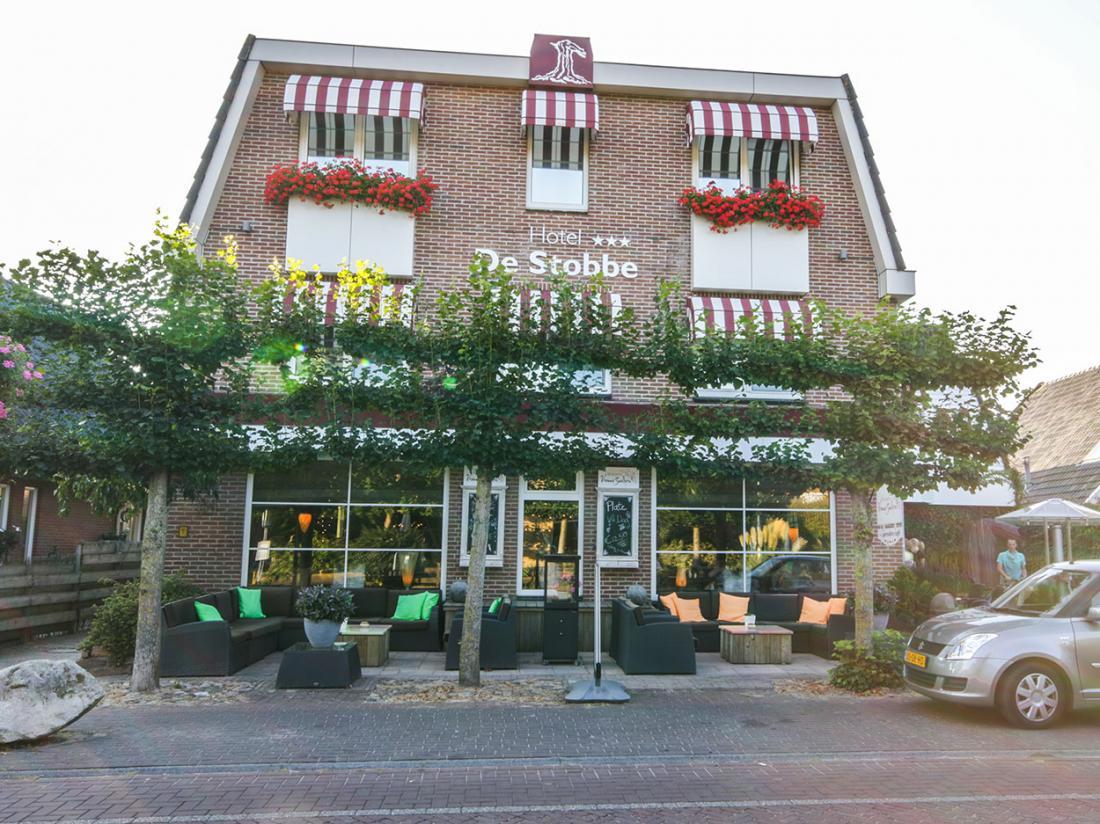 Hotelaanbieding Drenthe Exterieur