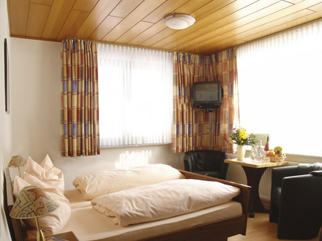 Hotel Wiedfriede Dattenberg Hotelkamer