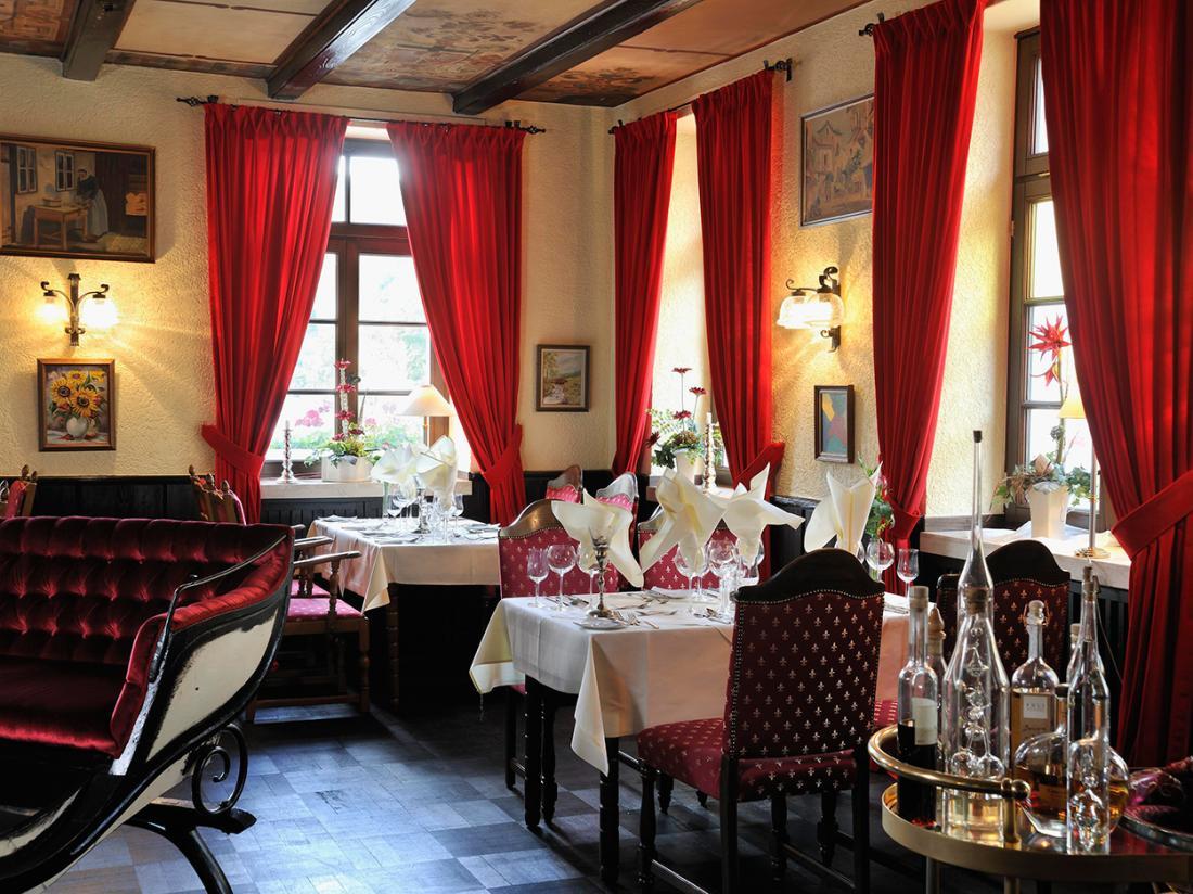 Hotel Lochmuhle Mayschoss Restaurant