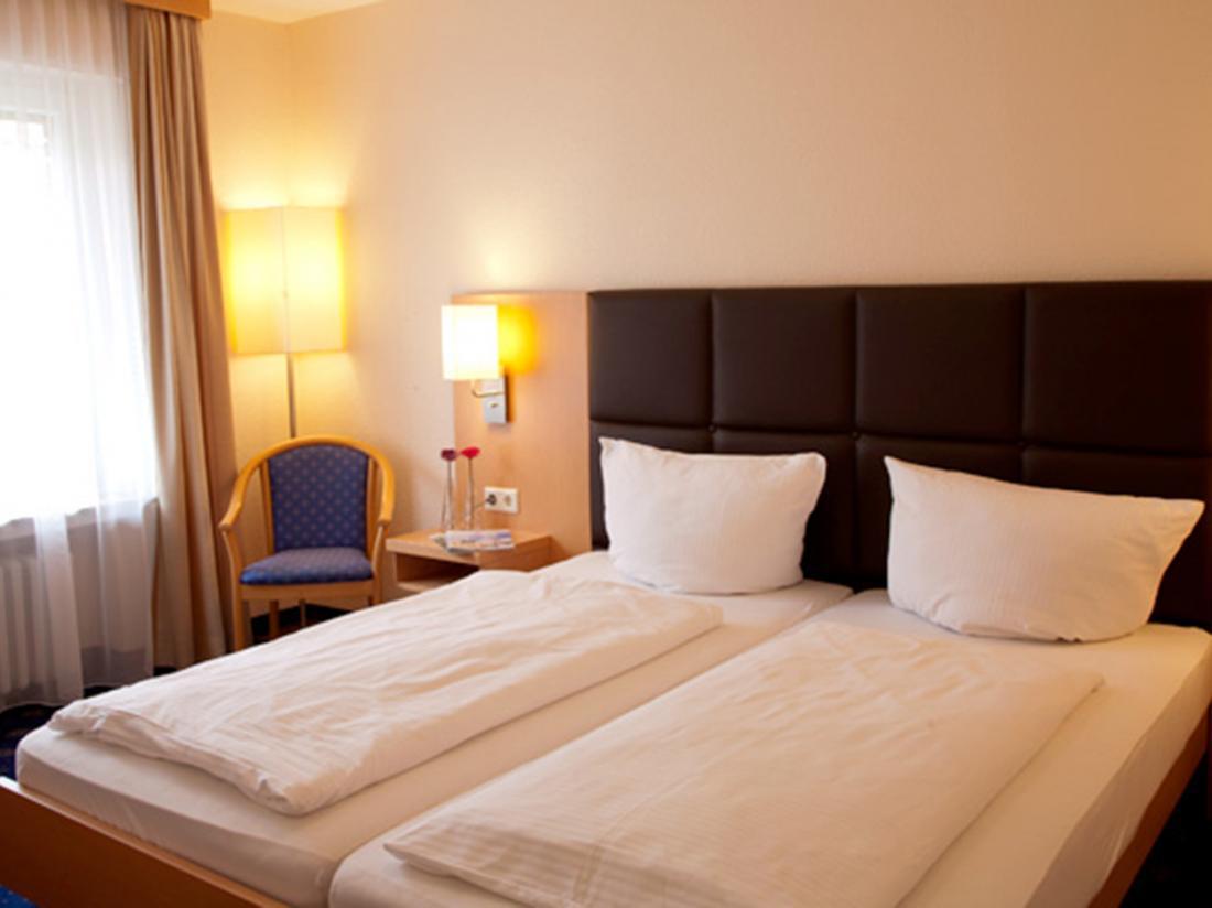 Hotel Oelen Bad Bentheim Nedersaksen Hotelkamer