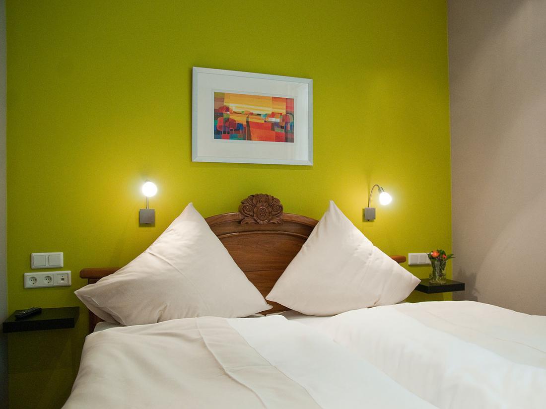 Hotelaanbieding Bad Bentheim Hotelkamer