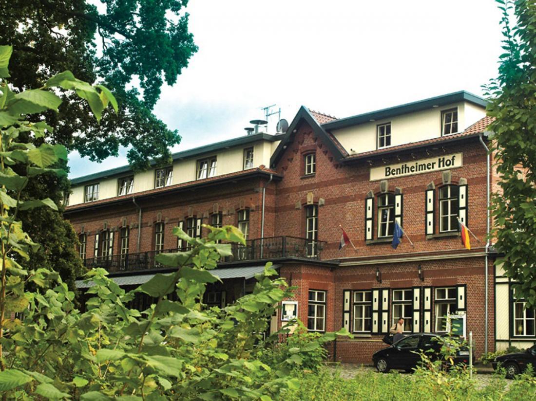 Hotelarrangement Bad Bentheim Exterieur