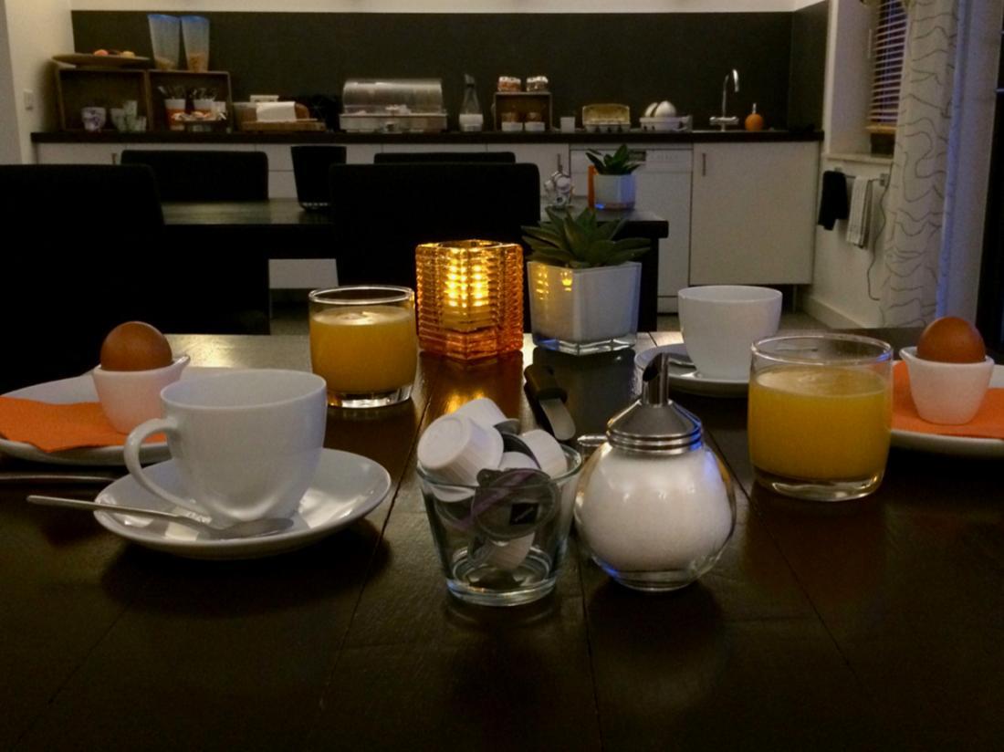 Winterberg Bed Breakfast Ontbijt