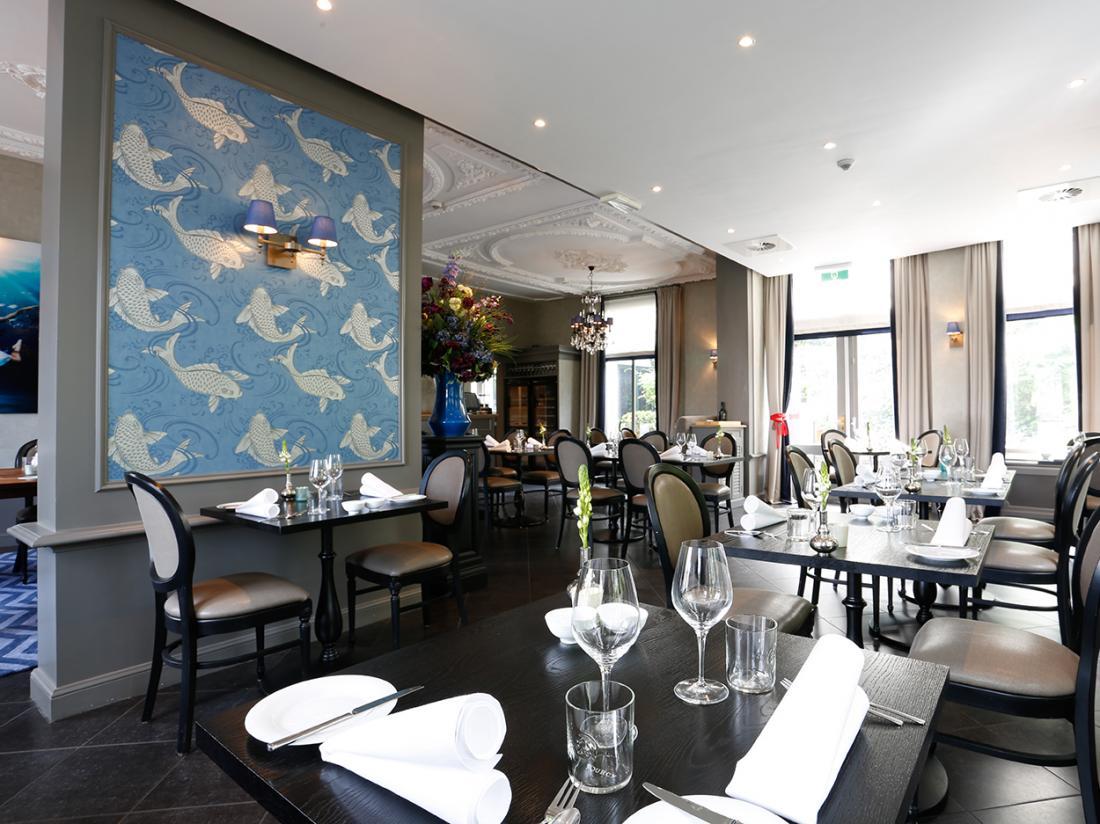 Hotel Villa Klugthe WijkaanZee PuurZee Restaurant