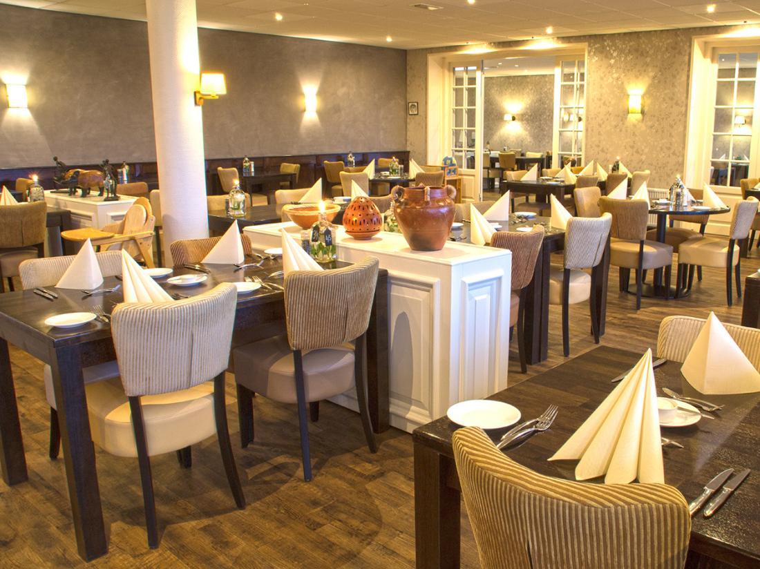 Landgoed Hotel Tatenhove Texel Restaurant