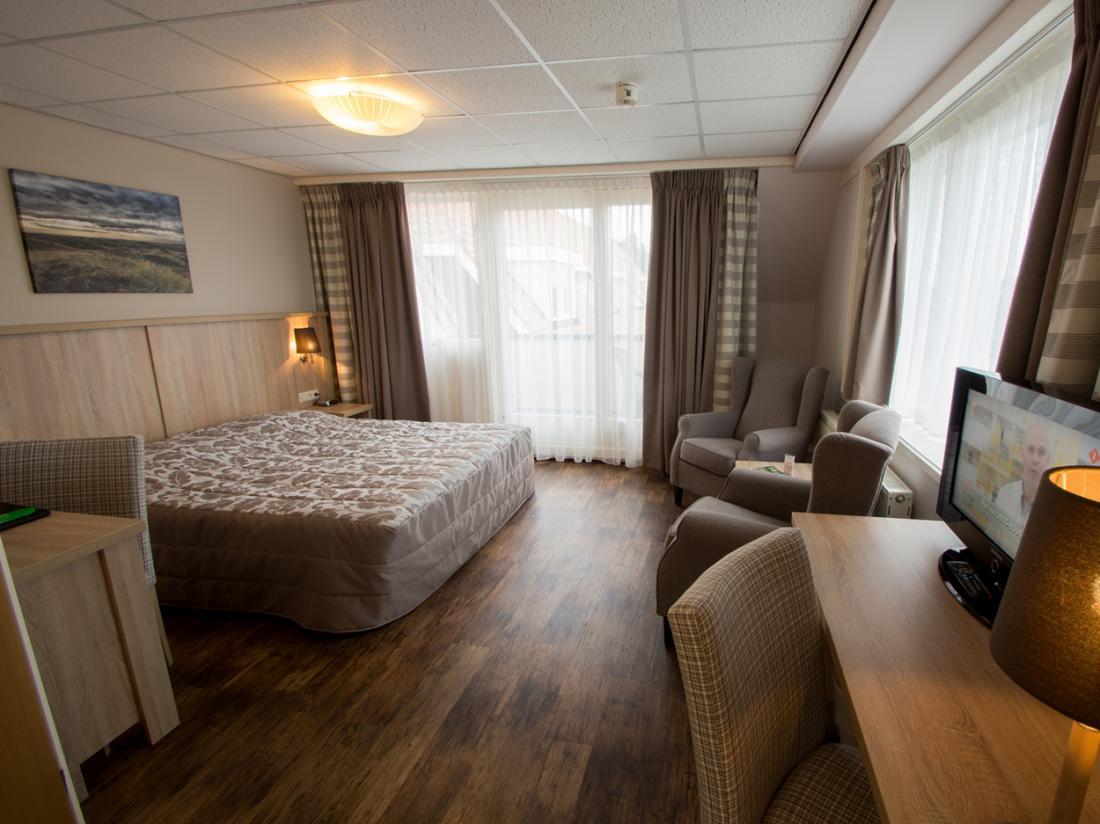 Landgoed Hotel Tatenhove Texel DeKoog Hotelkamer