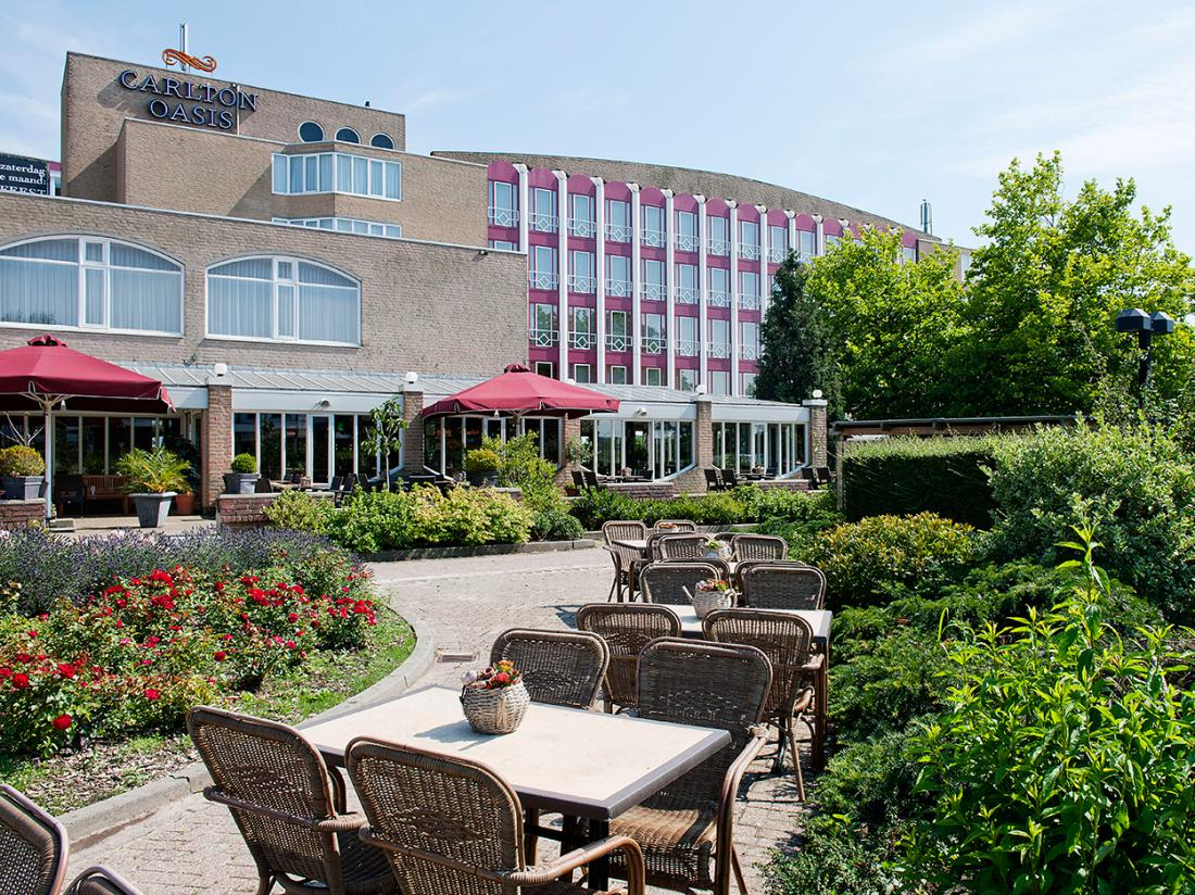 Carlton Oasis Spijkenisse Zuid Holland Hotel Buitenaanzicht