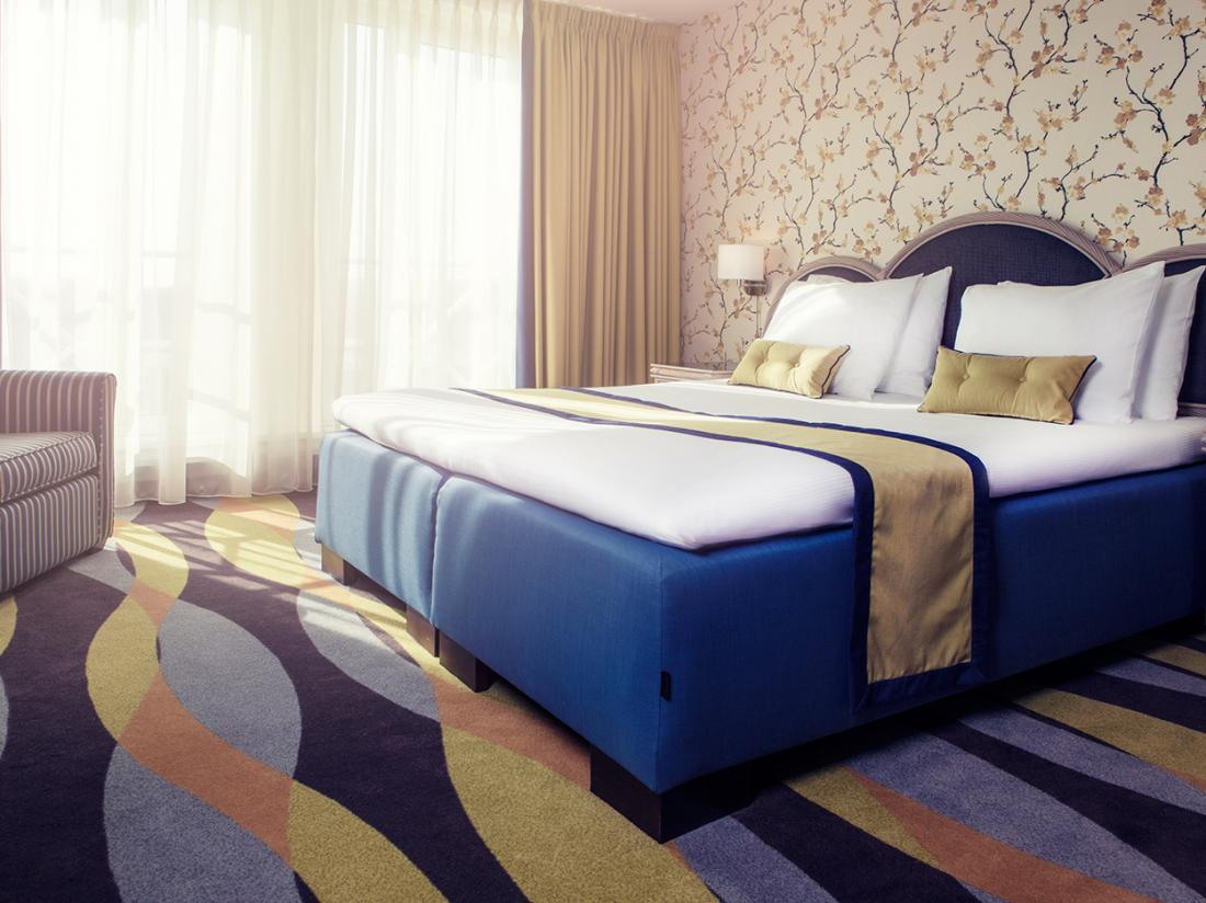Carlton Oasis Spijkenisse Zuid Holland Hotel Hotelkamer
