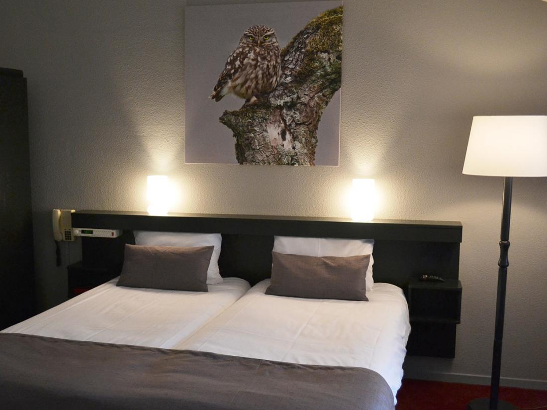 Hotelarrangement Elspeet Hotelkamer