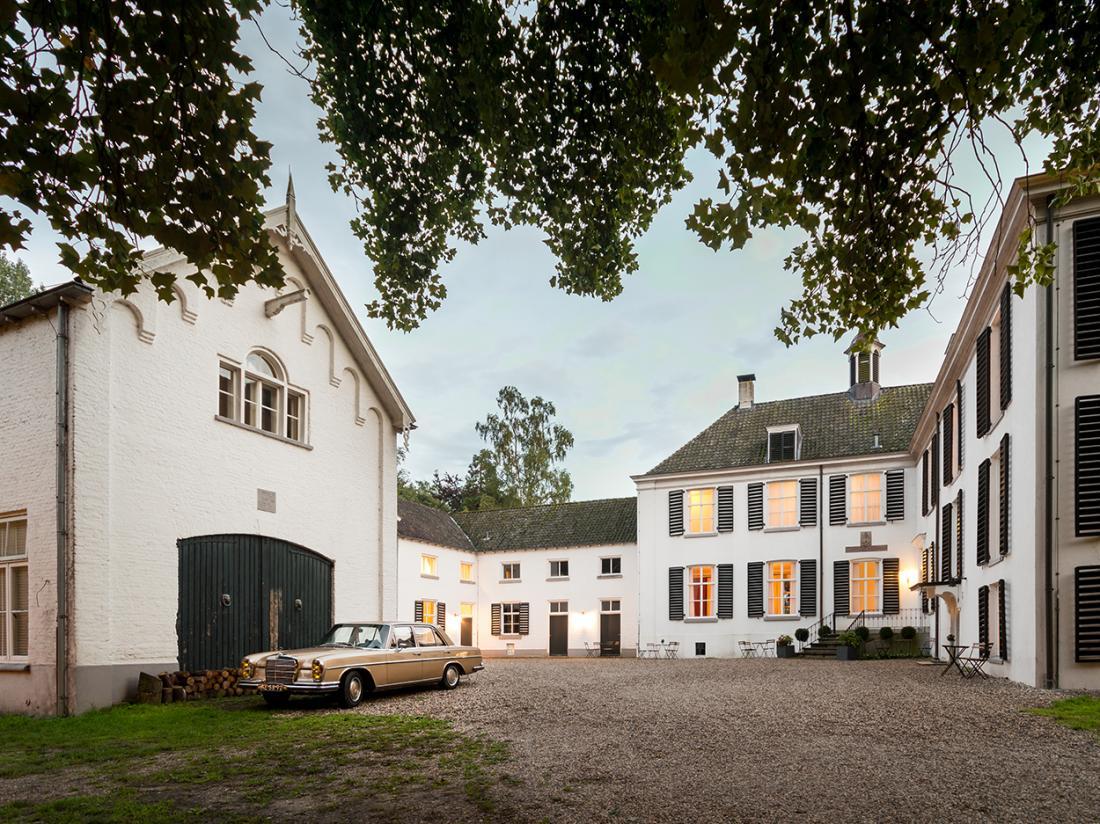 Landgoed Halsaf Babberich Gelderland Buitenaanzicht