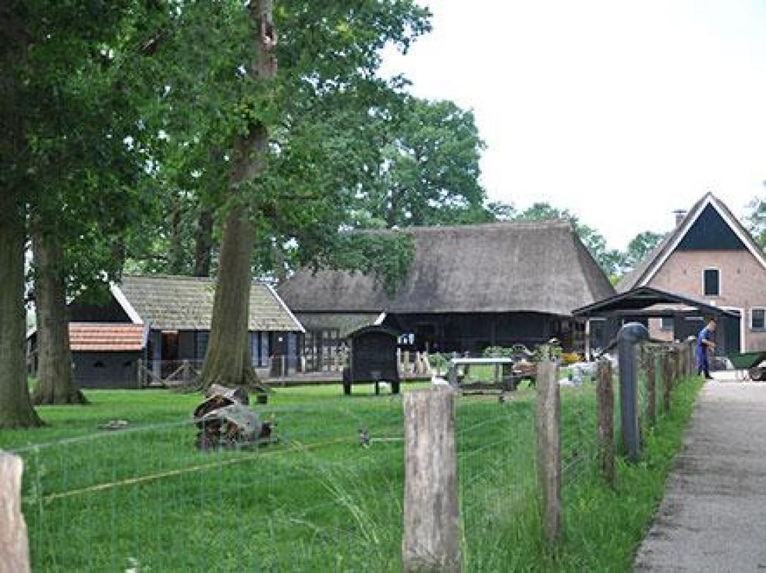 Landhoeve Zwieseborg Vechtdal Aanzicht