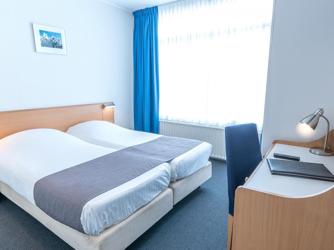 Hotelovernachting Texel Standaardkamer