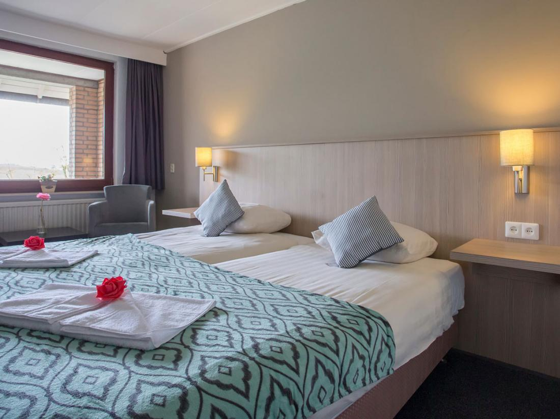 Hotelarrangement Limburg Hotelkamer