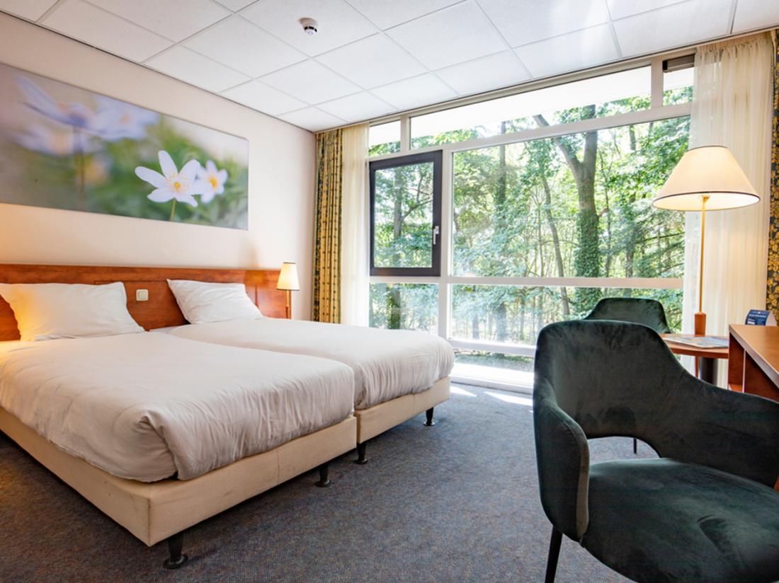 Fletcher Hotel Restaurant Amersfoort Weekendjeweg Comfort Kamer