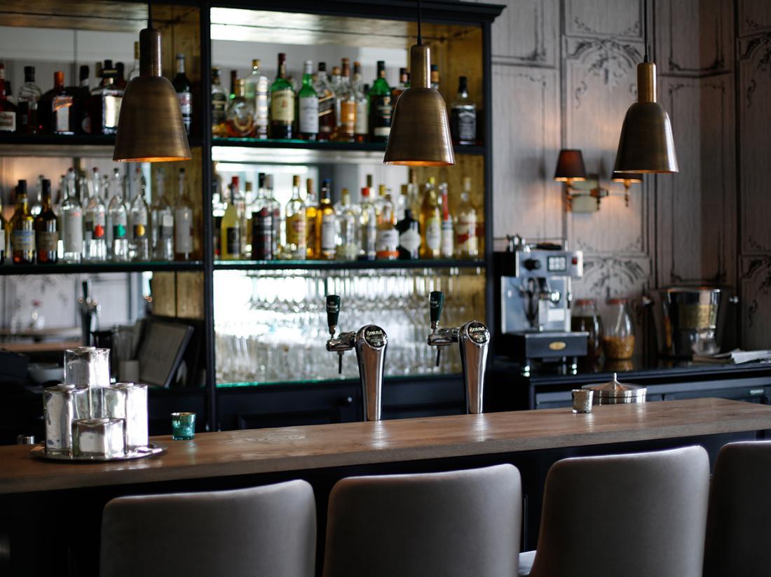 Villa Hotel De Klughte Puur Zee Weekendjeweg Bar