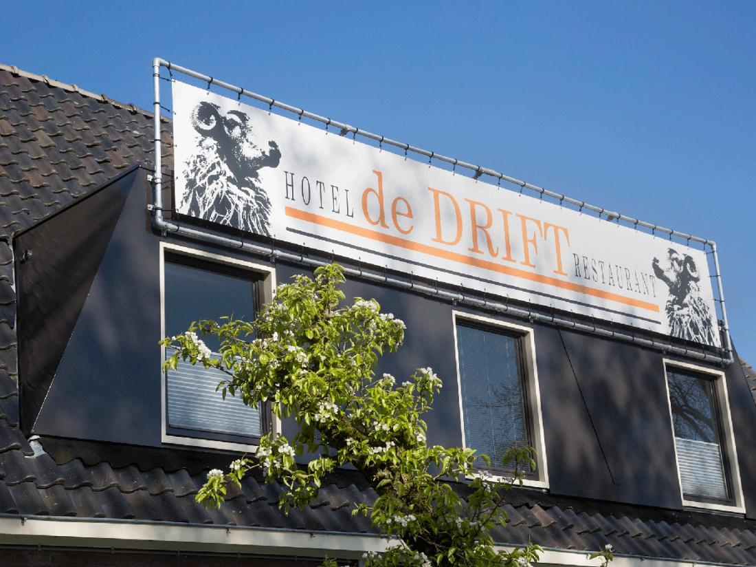 Hotel De Drift Drenthe Dwingeloo Buitenaanzicht