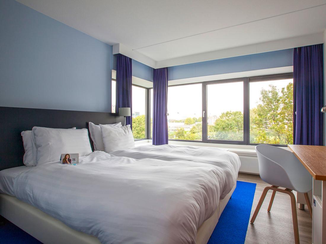 Hotelaanbieding Vlaardingen Hotelkamer Matroos Landzijde