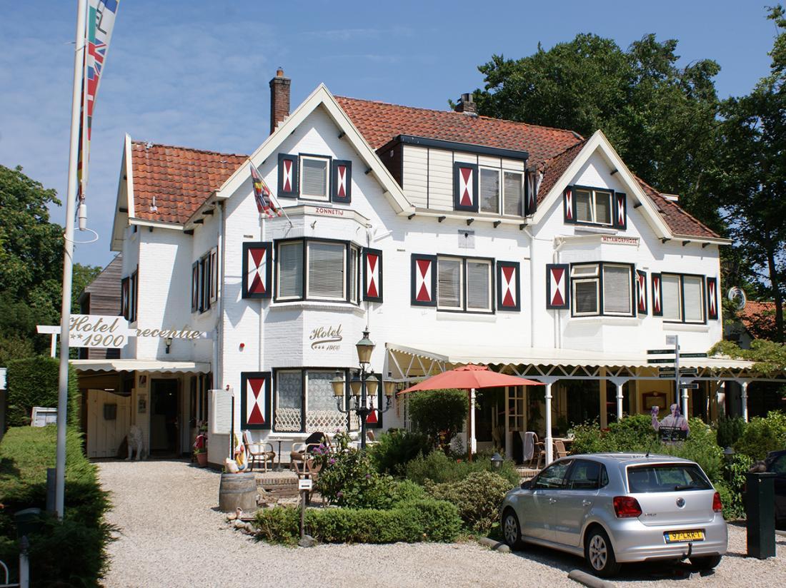 Hotel 1900 Bergen Hotel Buitenaanzicht
