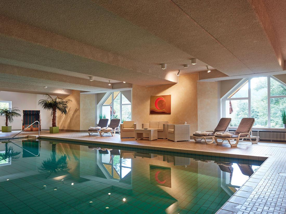 Hotelaanbieding Barestein Horn Zwembad
