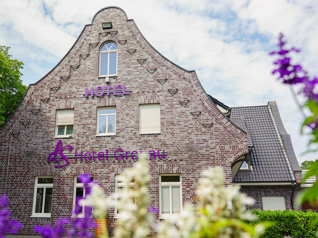 dS Hotel Gronau Duitsland Weekendweg Buitenaanzicht