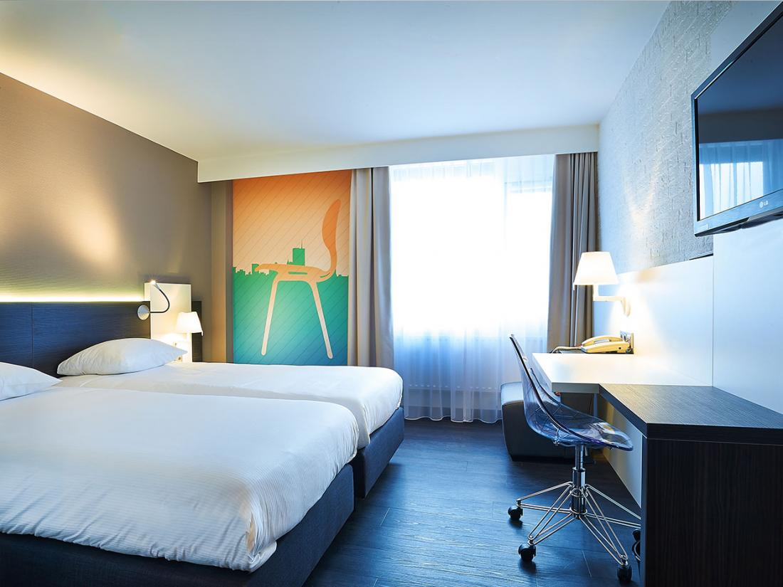 Hotelaanbieding Dordrecht Standaard hotelkamer