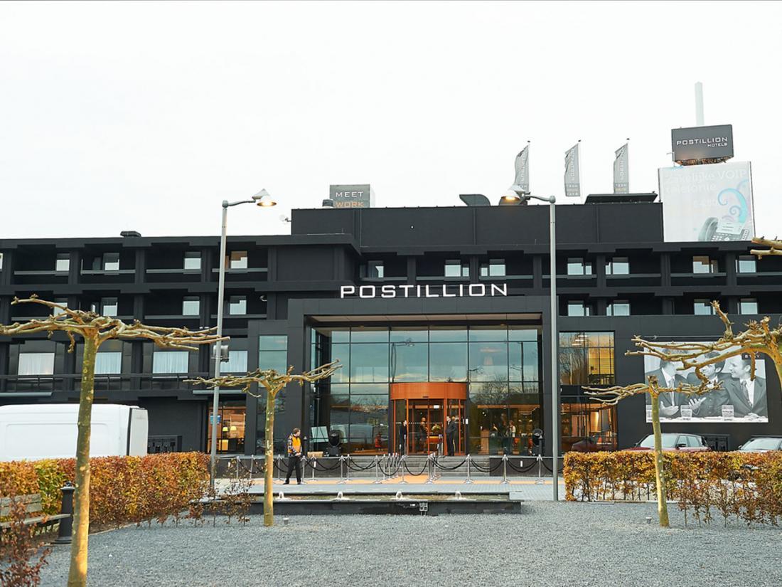 Hotelaanbieding Dordrecht Entree