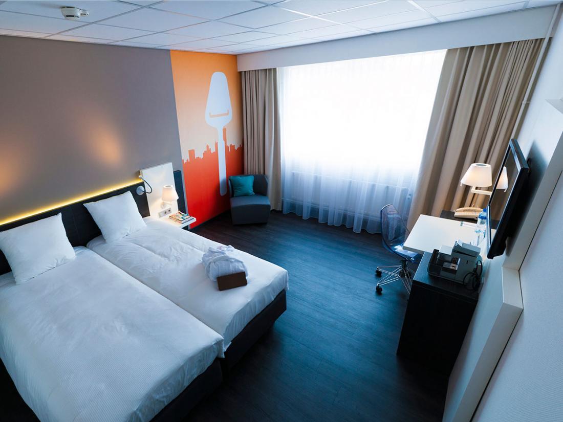 Weekendjeweg Zuid Holland Hotelkamer Comfort