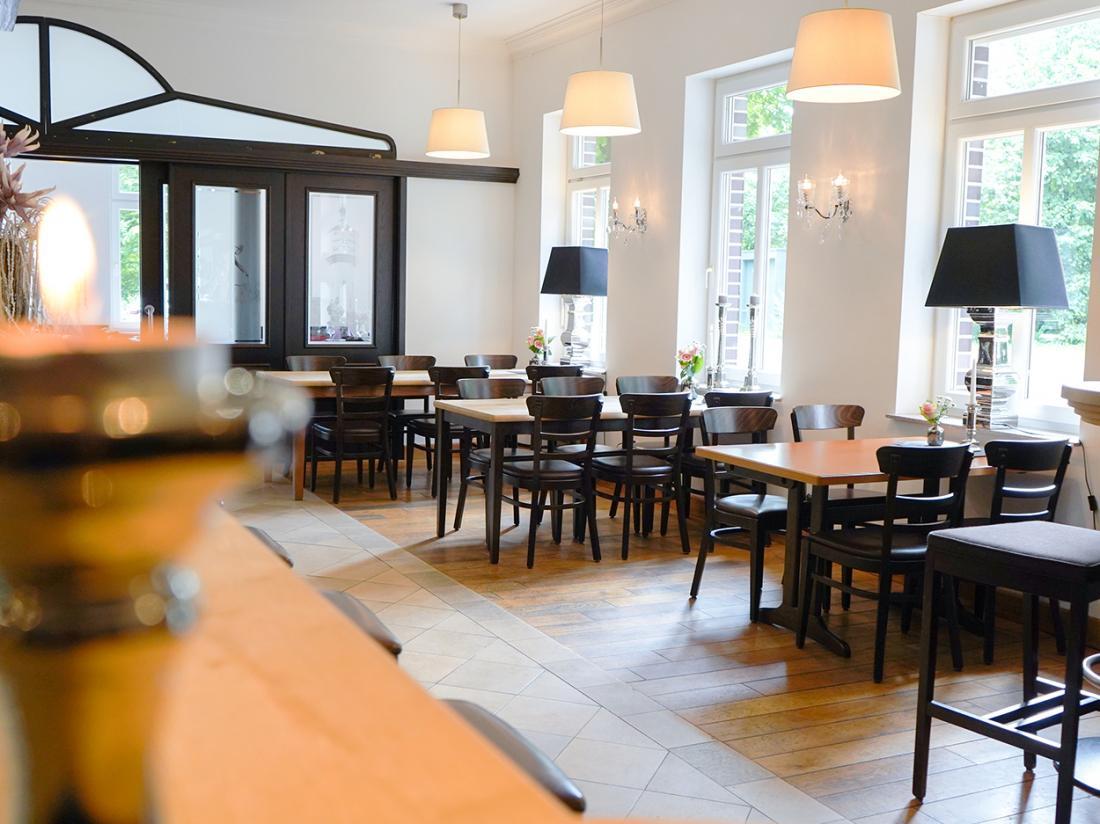 dS Hotel Gronau Duitsland Hoteltopdeal Restaurant