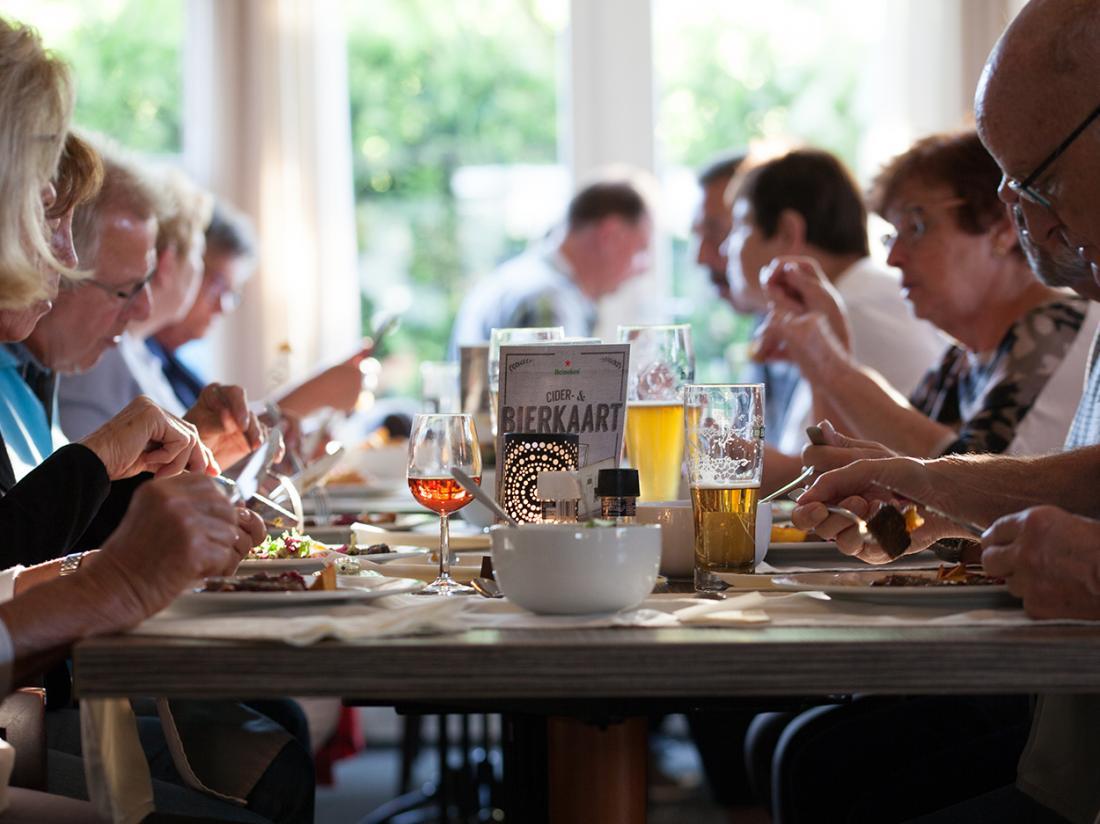 Hotel Gieling Restaurant