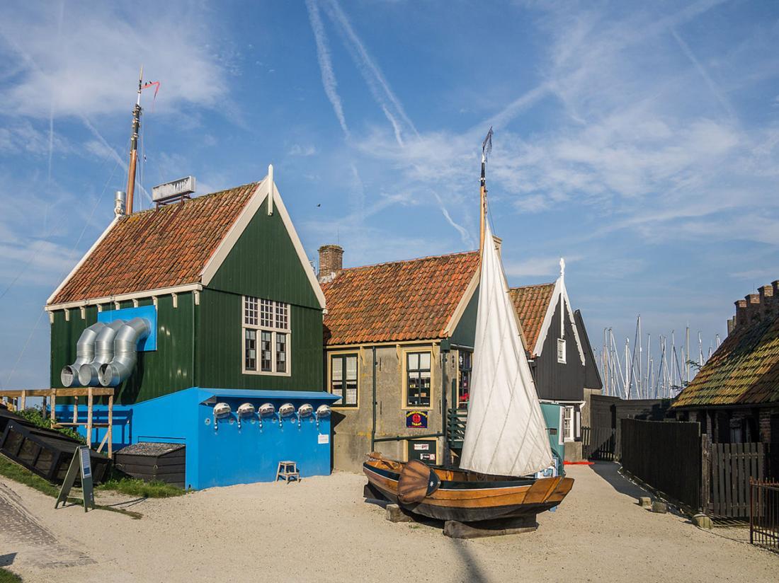 Suydersee Hotel Enkhuizen Omgeving Strand