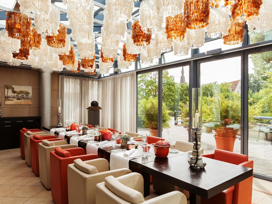 Vienna House Remarque Osnabrck Salon