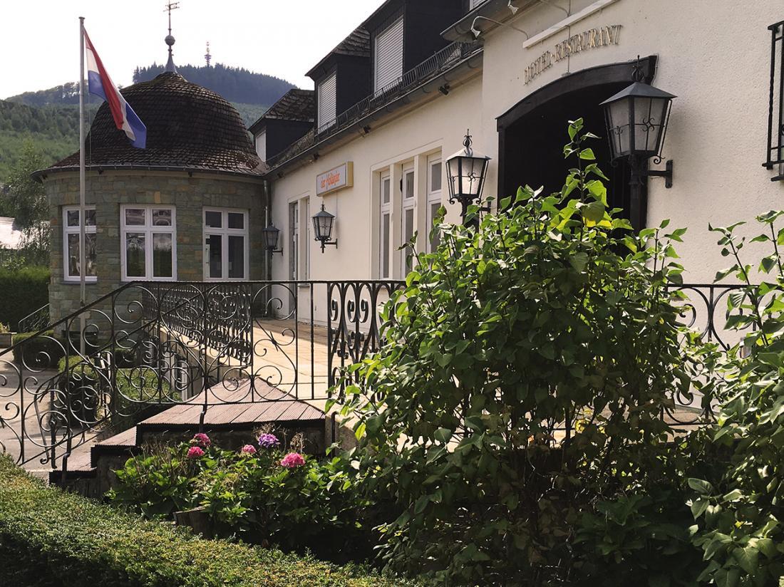 Parkhotel Andreasberg Sauerland Ingang