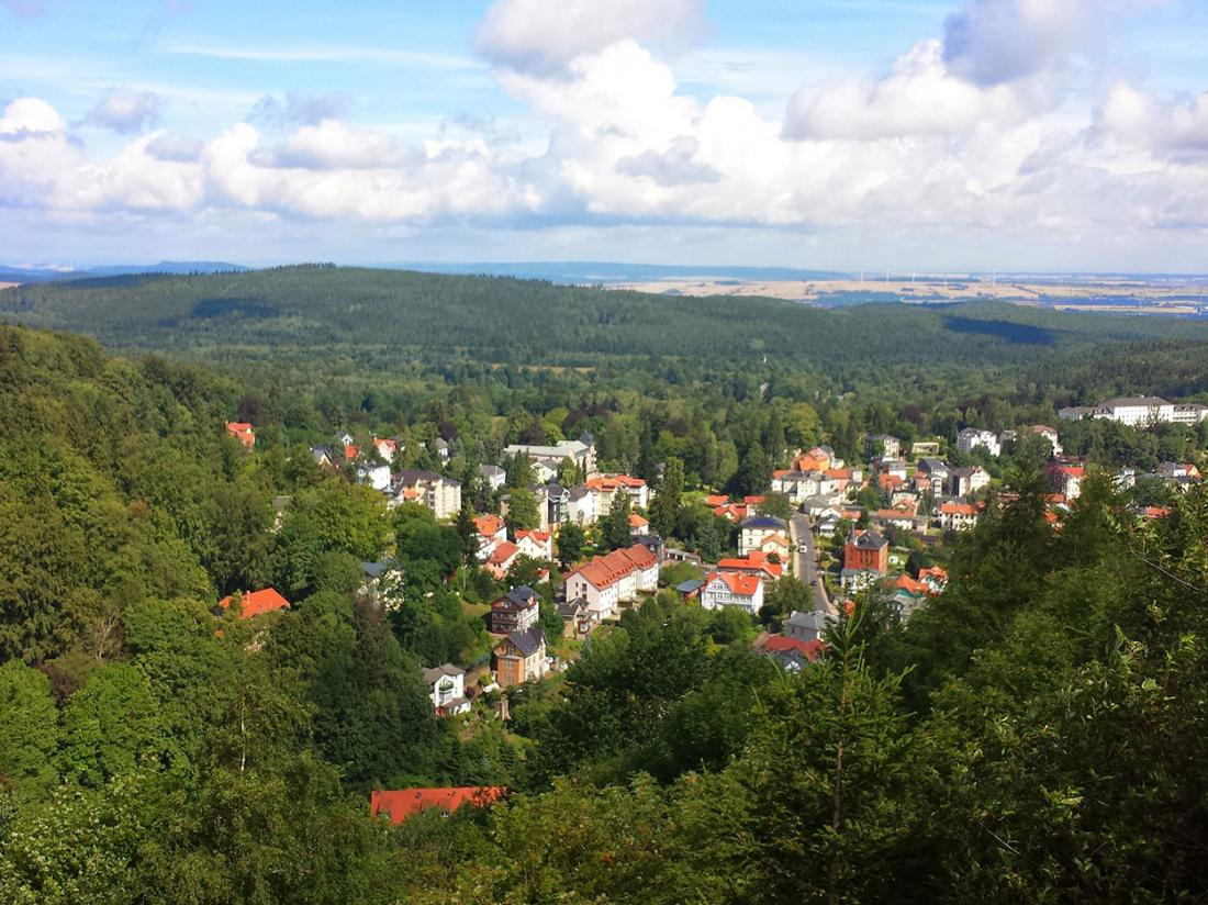 Waldhotel Thuringen Friedrichroda Omgeving