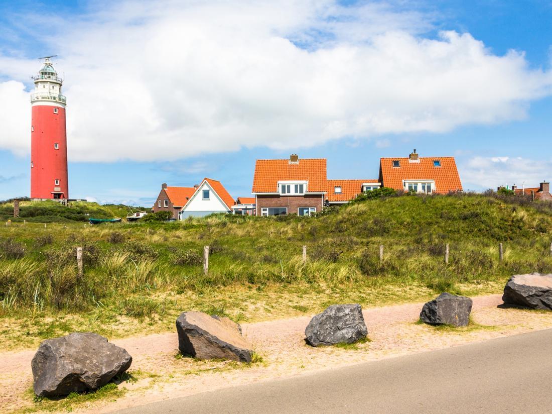 Hotel De Vlijt Texel Weekendjeweg Omgeving