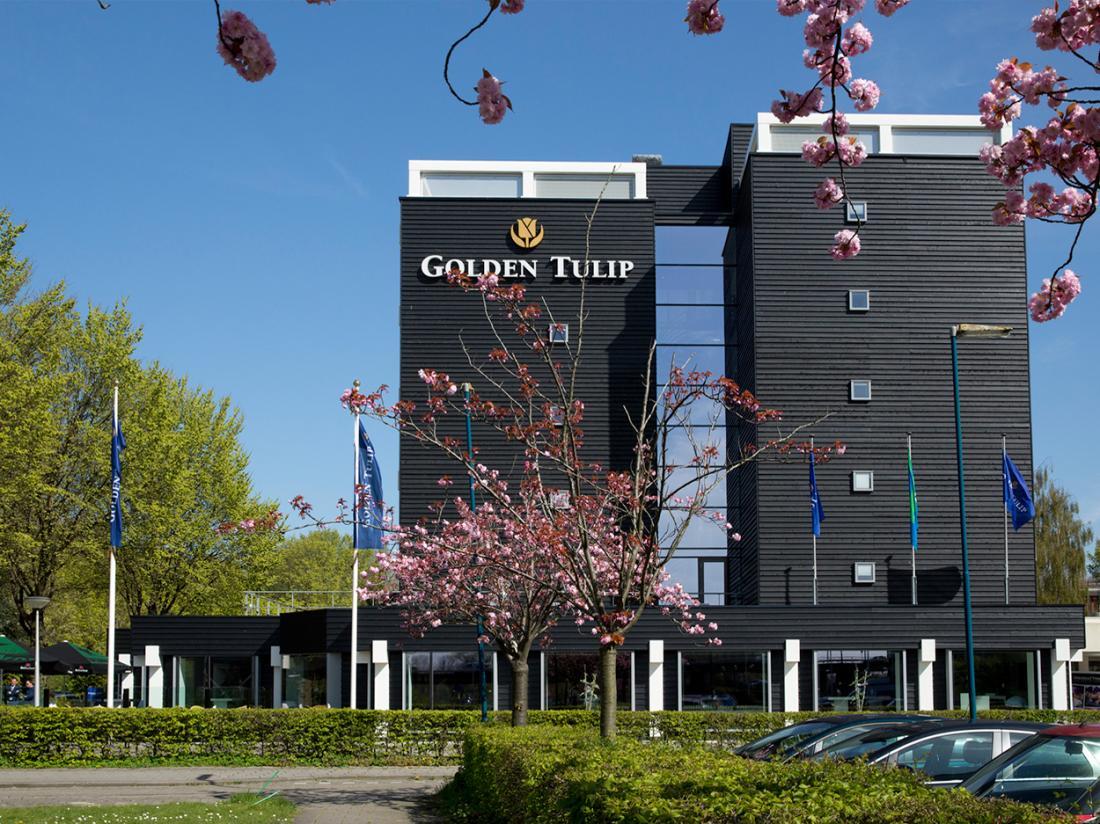 Hotel golden tulip zoetermeer aanzicht