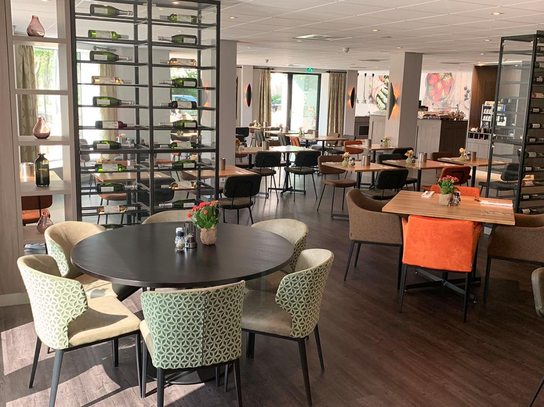 weekendje weg golden tulip zoetermeer restaurant 2